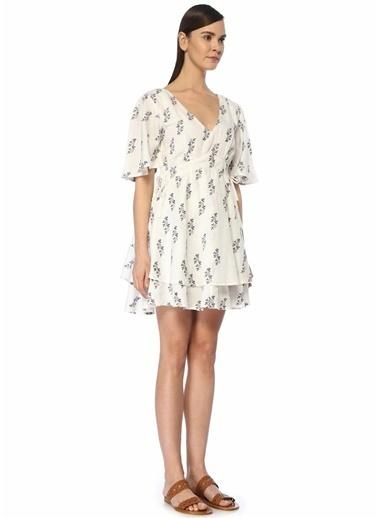 Beymen&Designer Plaj Elbisesi Beyaz